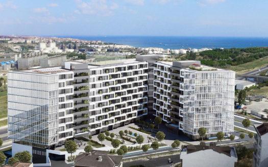 شقق سكنية استثمارية في اسطنبول