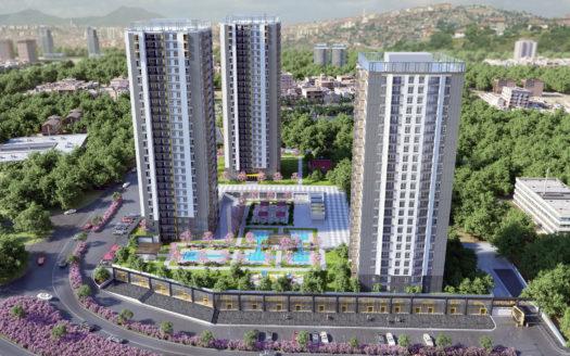شقق سكنية في وسط اسطنبول