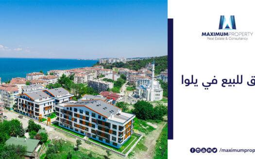 شقق للبيع في يلوا التركية
